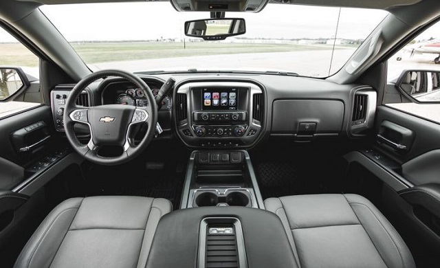 2018 Chevrolet Silverado 2500 and 3500 HD is said to bring ...