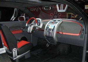 2018 Dodge Rampage Interior