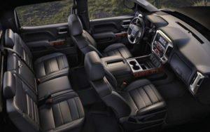 2018 GMC Sierra 2500 HD Interior