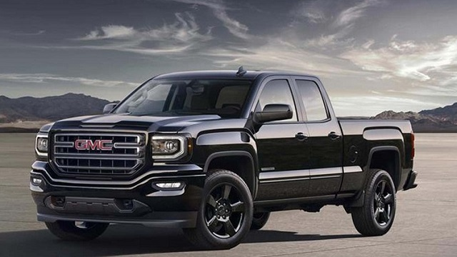 2018 GMC Sierra 2500 HD Side View