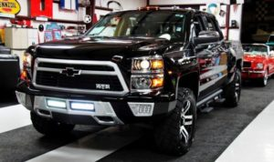 2018 Chevy Reaper Front View