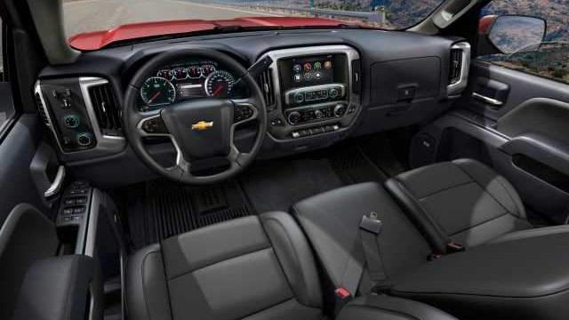 2018 Chevy Reaper Interior