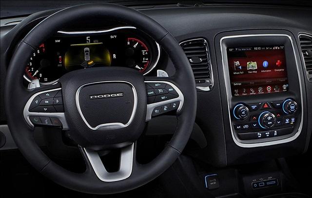 2018 Dodge Dakota Interior