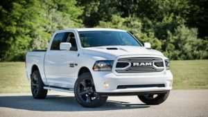 2018 Dodge RAM 1500 Front View