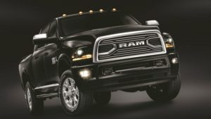 2018 Dodge RAM 2500 Front View