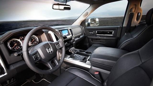 2018 Dodge RAM 2500 Interior