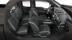 2018 Ford F-150 Raptor Interior