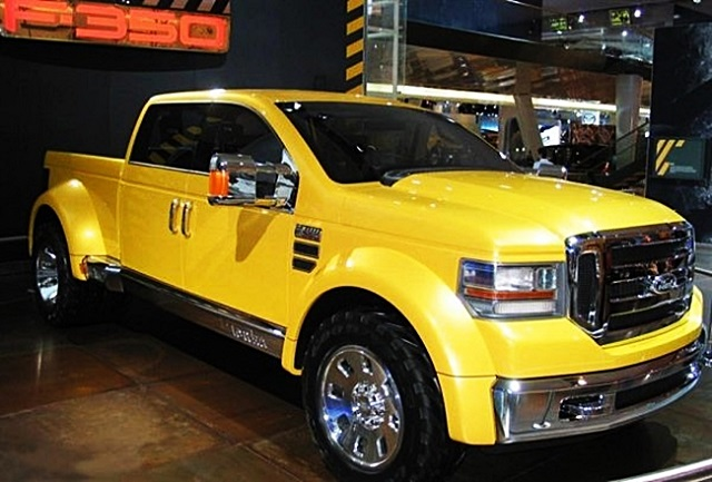 2018 Ford F-350 targets US automobile market primarily - 2019 - 2020 Pickup Trucks