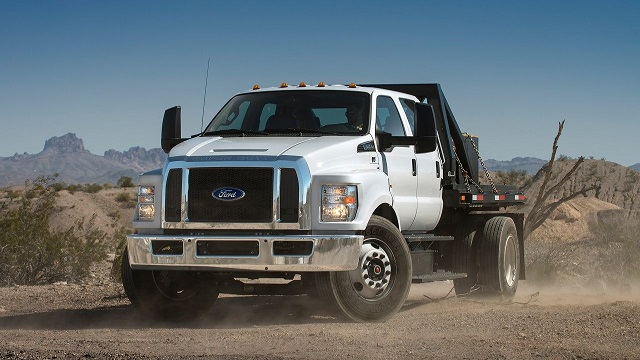 2018 Ford F-650-F-750 Details and Specification - 2019 - 2020 Pickup Trucks