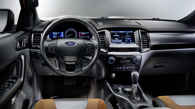 2018 Ford Ranger Interior 2019 2020 Pickup Trucks