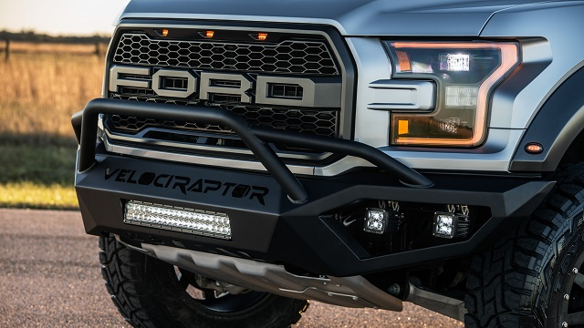 2018 Ford Raptor Grille
