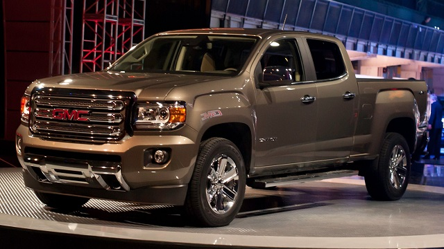 2018 GMC Canyon Is A Just another Beast From GM - 2019 ...
