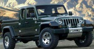 2018 Jeep Pickup
