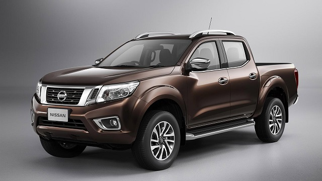 2018 Nissan Frontier Front View