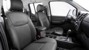 2018 Nissan Frontier Pro-4X Interior