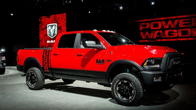 2018 RAM 2500 Power Wagon - 2019 - 2020 Pickup Trucks