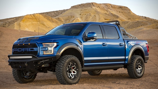 2018 Shelby Raptor Baja Side View