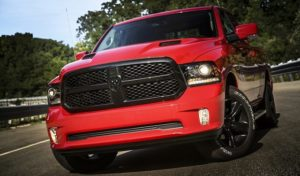 2019 Dodge RAM 1500 Front View