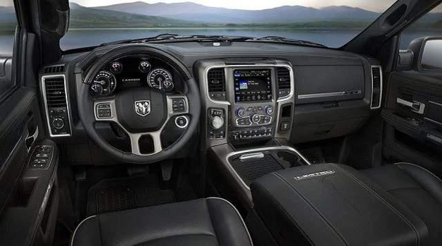 2019 Dodge RAM 1500 Interior