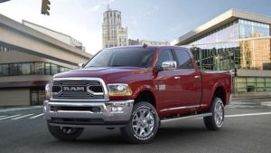 2019 Dodge RAM 2500 Front View
