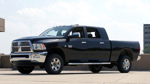 2019 Dodge RAM 2500 Side View