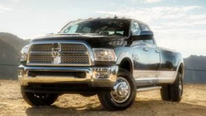 2019 Dodge RAM 3500 Front View