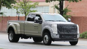 2019 Ford Super Duty Front View