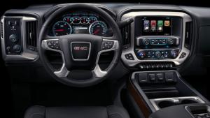 2019 GMC Sierra 2500 Interior