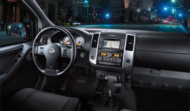 2019 Nissan Frontier Is Perfect For Any Terrain 2019