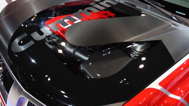 Nissan Frontier Diesel Runner Concept Cummins