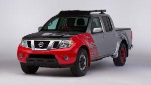 Nissan Frontier Diesel Runner Concept Front