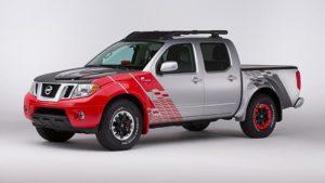Nissan Frontier Diesel Runner Concept Side
