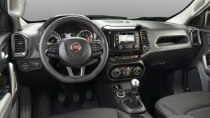 2018 Fiat Toro Interior