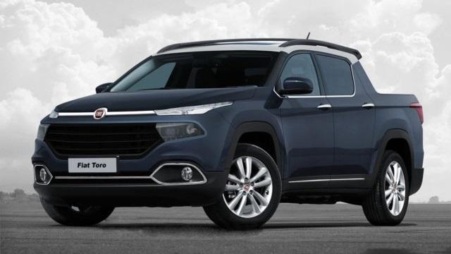 2018 Fiat Toro