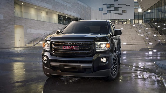 2018 GMC Canyon Nightfall Edition Front View - 2019 - 2020 Pickup Trucks