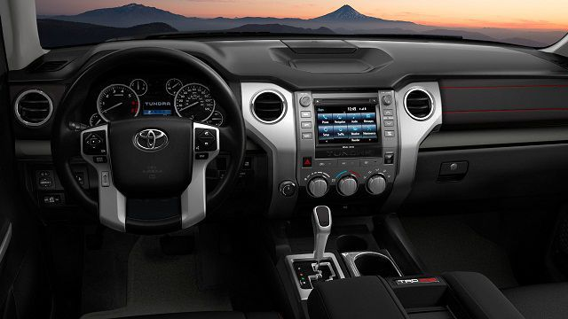 2018 Toyota Tundra TRD Pro A Handsome Utility Pickup Truck ...