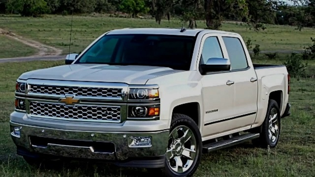 2019 Chevrolet Silverado High Country Front View