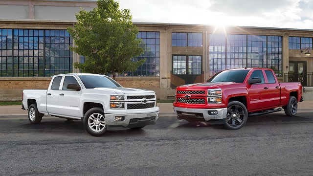 Types Of Pickup Trucks >> 2019 Chevrolet Silverado Rally Edition Bold, Sporty look with Advanced Features Pickup Truck ...