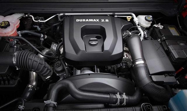 2019 Chevy Colorado Duramax