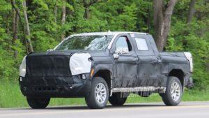 2019 Chevy Silverado Hybrid Front