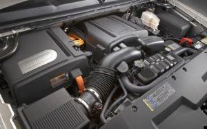 2019 Chevy Silverado Hybrid Powerplant