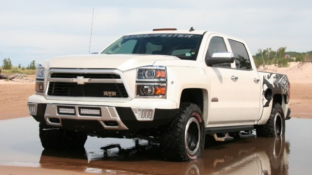 Chevy Reaper Price >> 2019 Chevy Silverado Reaper Review, Specifications and Features - 2019 - 2020 Pickup Trucks