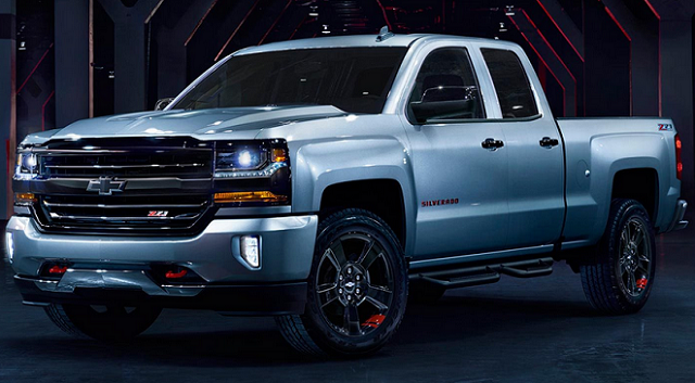 Reaper Silverado >> 2018 Chevy Silverado Z71 Package Good Blend of Power and Efficiency of a Full-Sized Pickup Truck ...