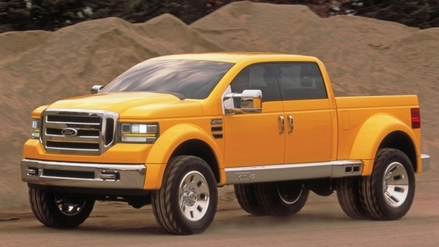 2019 Ford F-350 Side View