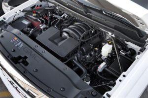 2019 GMC Sierra DENALI Engine