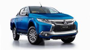 2019 Mitsubishi Triton Front View