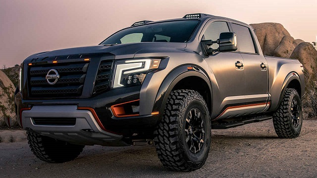 2019 Nissan Titan Completely Redesign Super Duty Pickup ...
