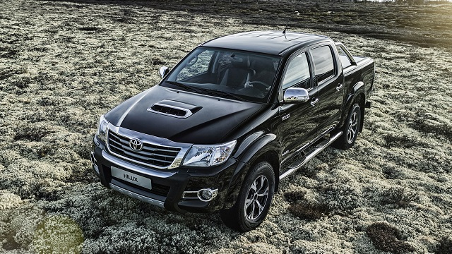 2019 toyota hilux invincible x the most luxurious super tough pickup truck 2019 2020 pickup. Black Bedroom Furniture Sets. Home Design Ideas