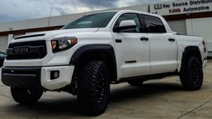 2019 Toyota Tundra CrewMax Cab Front View