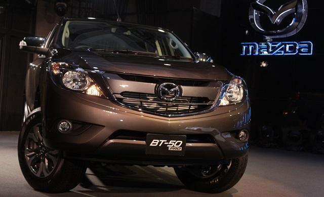 Mazda BT-50 2019 Pro